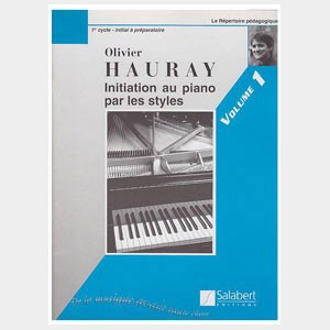 Initiation au piano par les styles