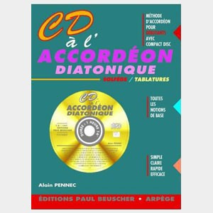 CD à l'Accordéon diatonique