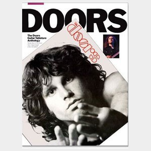 The Doors guitar tablature anthology