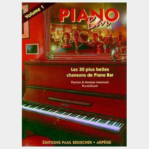 Piano bar – ragtimes, blues, tango