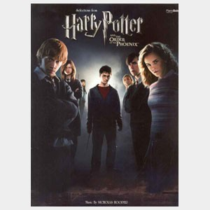 Harry Potter and the order of the Phoenix - partition de musique Harry Potter