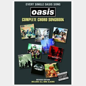 Oasis Complete chord songbook revised éditions
