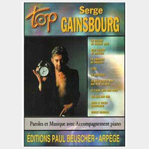 TOP Serge Gainsbourg