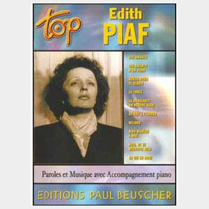 TOP Edith Piaf