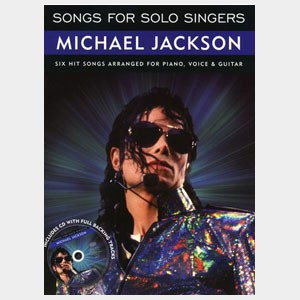 Songs for solo singers : Michael Jackson