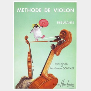 Méthode de Violon