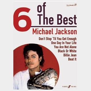 6 of the best : Michael Jackson