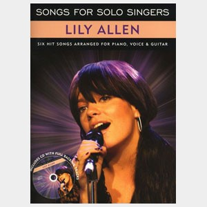 Songs for solo singers : Lily Allen