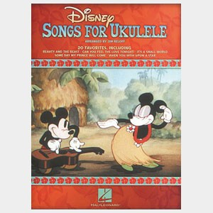 Disney - Songs for Ukulele