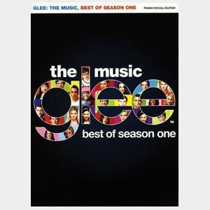 Glee Song Book Best of Saison 1