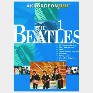 The Beatles - Akkordeonpur volume 1