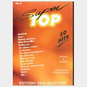Super top vol.4  - 50 hits