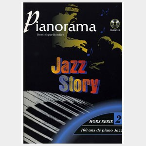 Pianorama : Jazz Story (Hors Série volume 2)