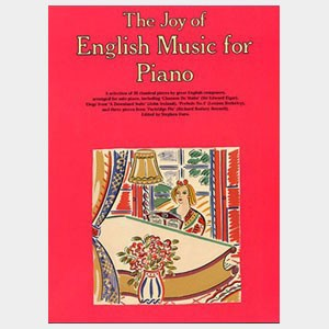 The joy of English Music for piano