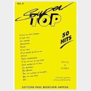 Super top vol.6  - 50 hits