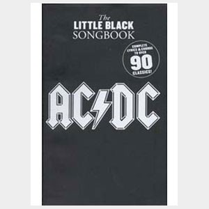 AC/DC - Little Black Songbook