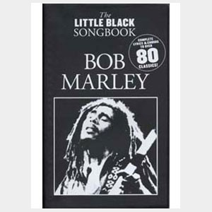 Bob Marley - Little Black Songbook