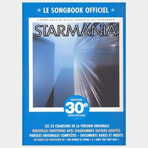 Starmania le songbook official