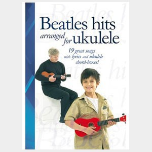 Beatles Hits arranged for ukulele