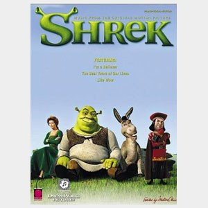 Shrek 1 motion picture