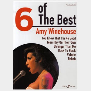 Amy Winehouse - 6 of the best