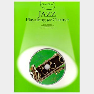 Jazz playalong for Clarinet