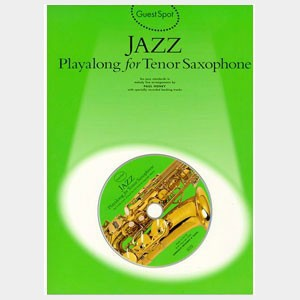 Jazz playalong for Tenor Saxophone