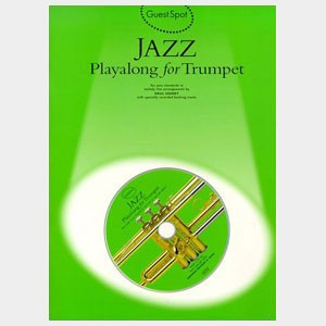 Jazz playalong for Trumpet