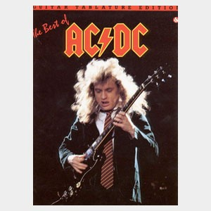 Le Best of AC/DC Guitar TAB