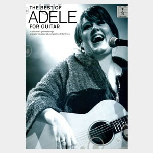 Best of Guitar TAB - ADELE