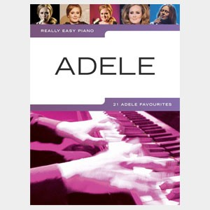 Really Easy Piano : Adele