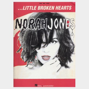 achat vente en ligne de partition de Norah Jones - Little broken hearts, partitions, partition Norah Jones Little broken heartsl