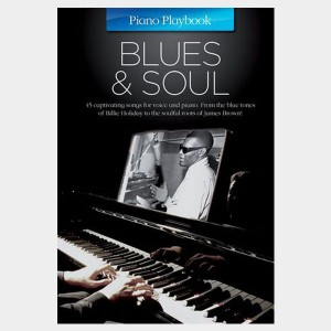 Piano playbook - Blues And Soul