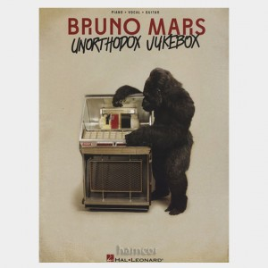 Partition piano vocal et guitare de l'album de bruno mars unorthodox jukebox. Partition et songbook