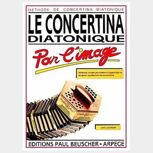 Le concertina diatonique par l'image