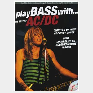 Play Bass with the Best of ACDC