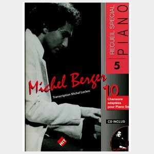 Recueil Special Piano n°5 - Michel Berger