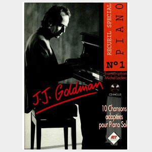 Recueil Special Piano N°1 - Jean-Jacques Goldman