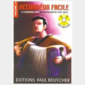 Accordéon Facile Volume 1