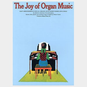 The joy of Organ music