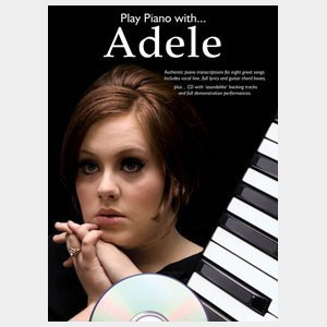 Play piano with.... Adele