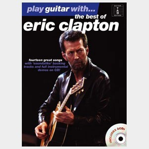 Play guitar with... The Best of Eric Clapton