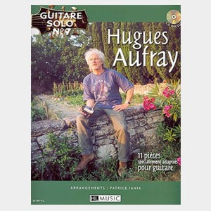 Guitare solo n°7 Hugues Aufray