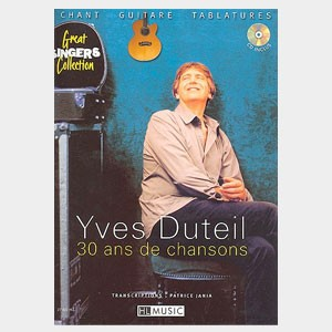 30 ans de chansons volume 1 / guitare & chant